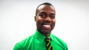 Ryan Knight Executive Director of Afro Caribbean Business Network
